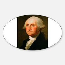Founding Fathers: George Washington Decal