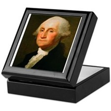 Founding Fathers: George Washington Keepsake Box