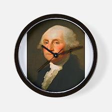 Founding Fathers: George Washington Wall Clock