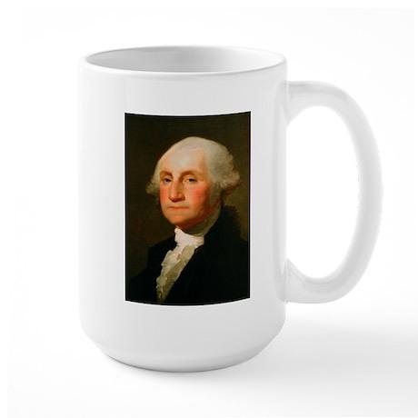 Founding Fathers: George Washington Large Mug