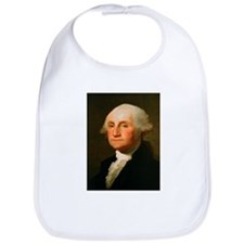 Founding Fathers: George Washington Bib