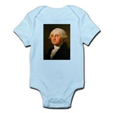 Founding Fathers: George Washington Infant Bodysui