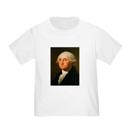 Founding Fathers: George Washington Toddler T-Shir