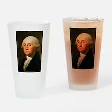 Founding Fathers: George Washington Drinking Glass
