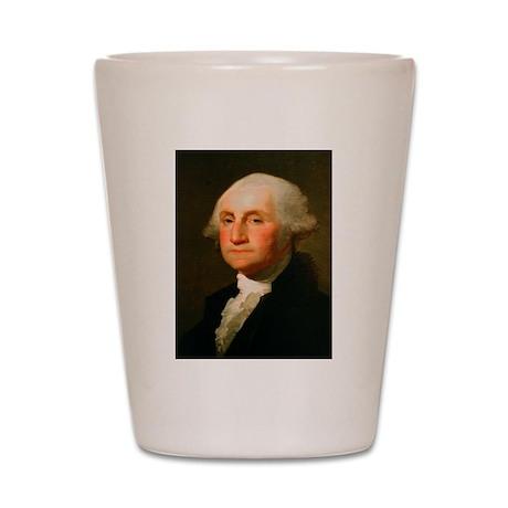 Founding Fathers: George Washington Shot Glass
