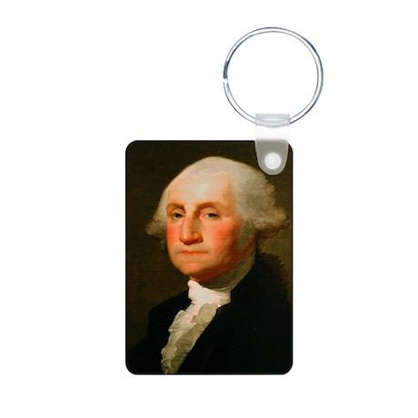 Founding Fathers: George Washington Aluminum Photo
