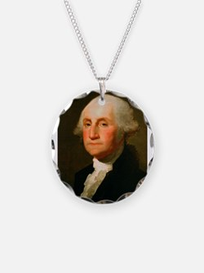 Founding Fathers: George Washington Necklace