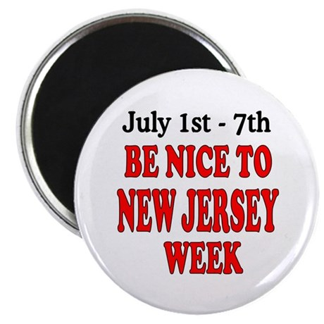 "NJ Week 2.25"" Magnet (100 pack)"