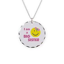 I am a big sister Necklace