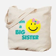 I am a big sister Tote Bag