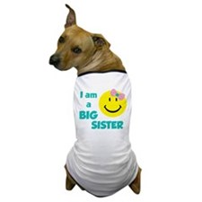 I am a big sister Dog T-Shirt