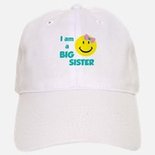 I am a big sister Baseball Baseball Cap