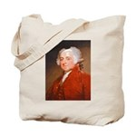 Founding Fathers: John Adams Tote Bag