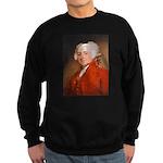Founding Fathers: John Adams Sweatshirt (dark)