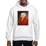 Founding Fathers: John Adams Hooded Sweatshirt