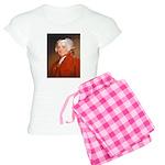 Founding Fathers: John Adams Women's Light Pajamas