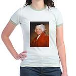 Founding Fathers: John Adams Jr. Ringer T-Shirt