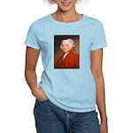 Founding Fathers: John Adams Women's Light T-Shirt