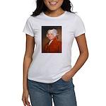 Founding Fathers: John Adams Women's T-Shirt