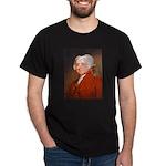Founding Fathers: John Adams Dark T-Shirt