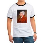 Founding Fathers: John Adams Ringer T