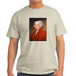Founding Fathers: John Adams Light T-Shirt