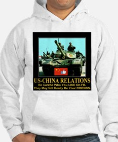 US-China Relations Hoodie
