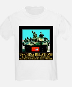 US-China Relations T-Shirt