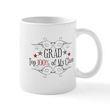 Funny GRAD Top 100% Mug right