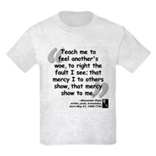 Pope Mercy Quote T-Shirt