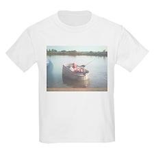 Hillbilly Bass Boat T-Shirt