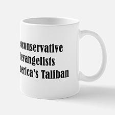 Paleoconservative Televangeli Mug