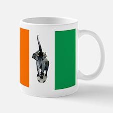 Ivory Coast Football Flag Mug