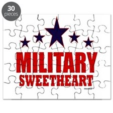 Military Sweetheart Puzzle