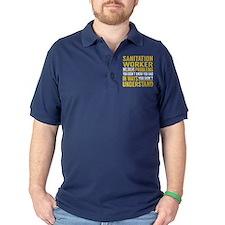 60's Tie-Dye Doberman Shirt