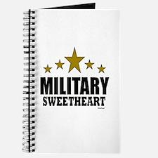 Military Sweetheart Journal