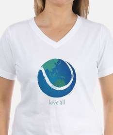 love all world tennis Shirt