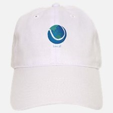 love all world tennis Cap
