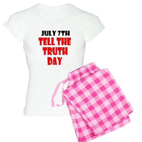 Tell the Truth Women's Light Pajamas