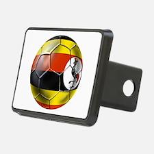 Uganda Football Hitch Cover