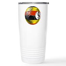 Uganda Football Travel Mug