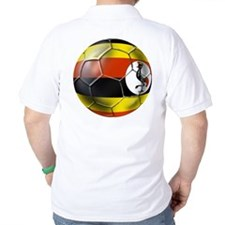 Uganda Football T-Shirts T-Shirt