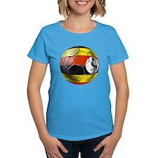 Uganda Football T-Shirts Tee
