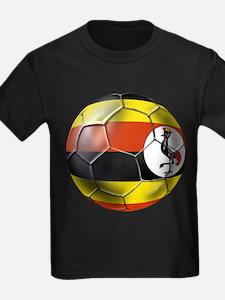 Uganda Football T-Shirts T