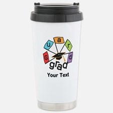 Customize Guard Grad Travel Mug