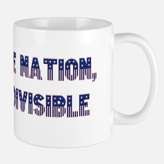 One Nation, Indivisible Mug