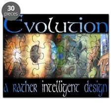 Evolution A Rather Intelligent Design Puzzle