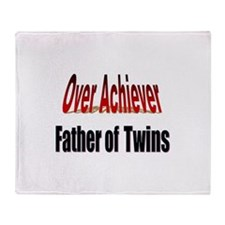 Over Achiever.PNG Throw Blanket