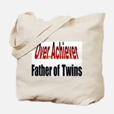 Over Achiever.PNG Tote Bag