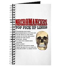 Necromancer Pick Up Lines Journal